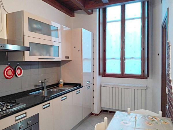 Appartamento in vendita a Muggiò, Taccona, Arredato, con giardino, 48 mq - Foto 20