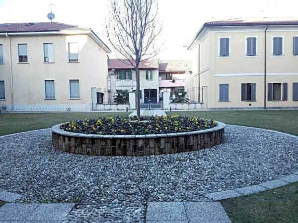 Appartamento in vendita a Muggiò, Taccona, Arredato, con giardino, 48 mq - Foto 4