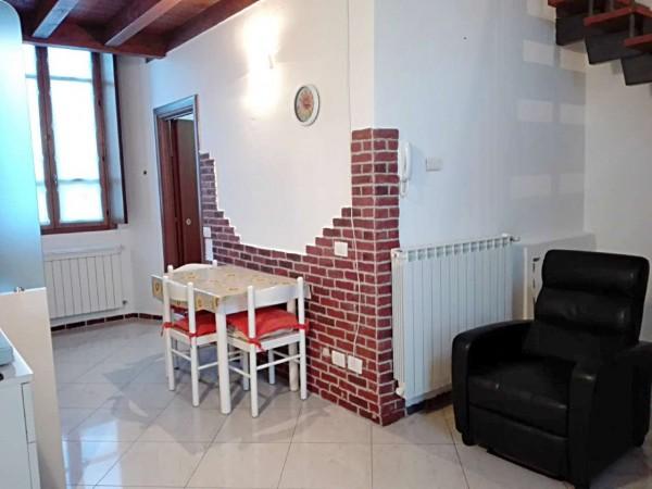 Appartamento in vendita a Muggiò, Taccona, Arredato, con giardino, 48 mq - Foto 21