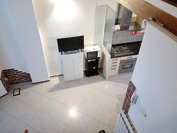 Appartamento in vendita a Muggiò, Taccona, Arredato, con giardino, 48 mq - Foto 17