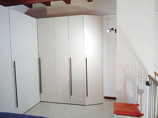 Appartamento in vendita a Muggiò, Taccona, Arredato, con giardino, 48 mq - Foto 14