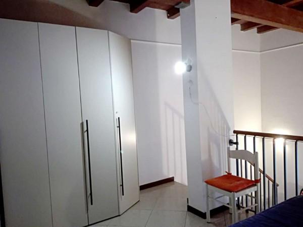 Appartamento in vendita a Muggiò, Taccona, Arredato, con giardino, 48 mq - Foto 10