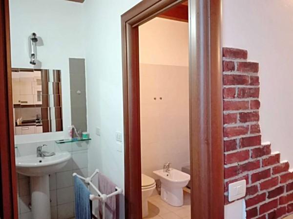 Appartamento in vendita a Muggiò, Taccona, Arredato, con giardino, 48 mq - Foto 5