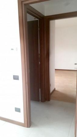 Appartamento in vendita a Nova Milanese, Centro, Con giardino, 80 mq - Foto 13