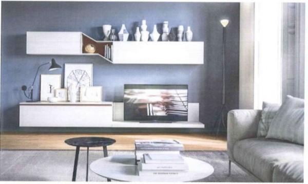 Appartamento in vendita a Nova Milanese, Centro, Con giardino, 63 mq - Foto 6