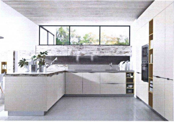 Appartamento in vendita a Nova Milanese, Centro, Con giardino, 63 mq
