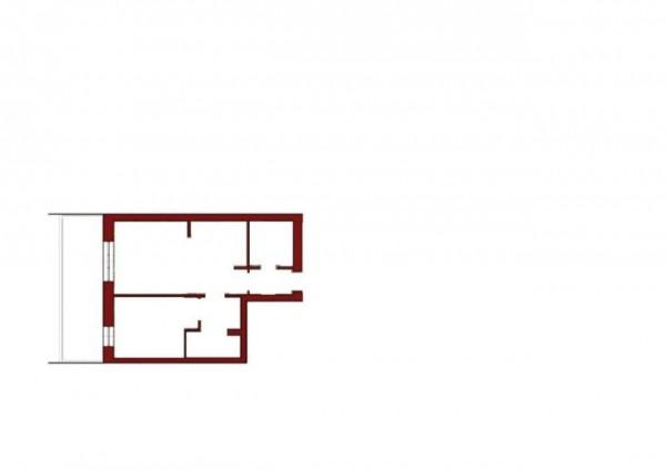 Appartamento in vendita a Nova Milanese, Centro, Con giardino, 58 mq - Foto 2