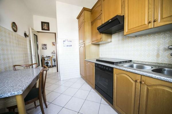 Appartamento in vendita a Nova Milanese, Zona San Giuseppe / Poste, 75 mq - Foto 14