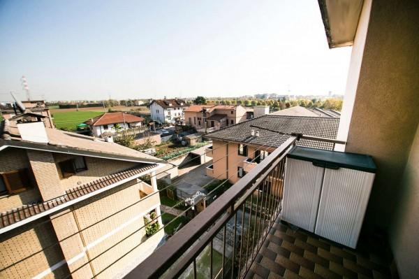 Appartamento in vendita a Nova Milanese, Zona San Giuseppe / Poste, 75 mq - Foto 16