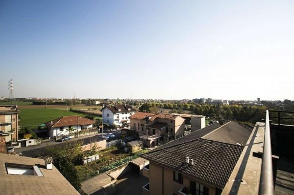 Appartamento in vendita a Nova Milanese, Zona San Giuseppe / Poste, 75 mq - Foto 4