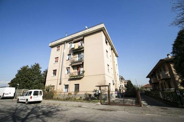 Appartamento in vendita a Nova Milanese, Zona San Giuseppe / Poste, 75 mq - Foto 21