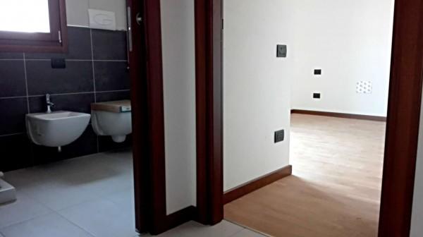 Appartamento in vendita a Nova Milanese, Centro, Con giardino, 110 mq - Foto 20