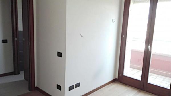 Appartamento in vendita a Nova Milanese, Centro, Con giardino, 110 mq - Foto 17
