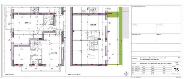 Appartamento in vendita a Nova Milanese, Centro, Con giardino, 110 mq - Foto 2