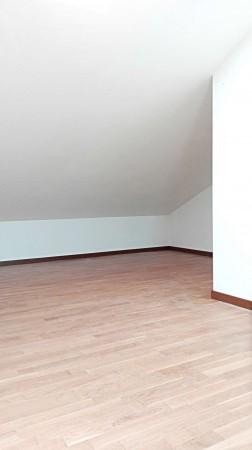 Appartamento in vendita a Nova Milanese, Centro, Con giardino, 110 mq - Foto 13