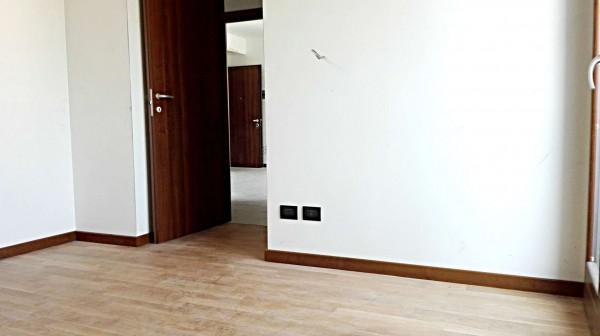 Appartamento in vendita a Nova Milanese, Centro, Con giardino, 110 mq - Foto 18