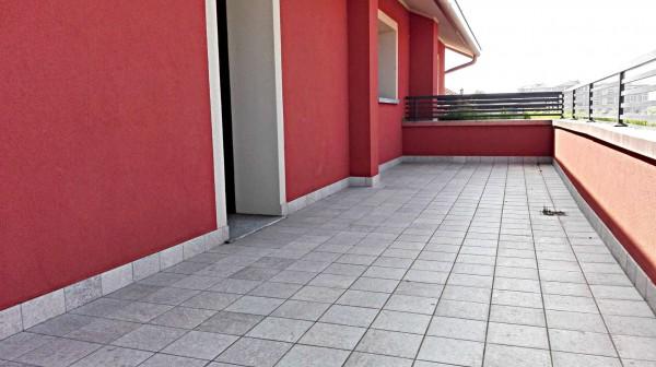 Appartamento in vendita a Nova Milanese, Centro, Con giardino, 110 mq - Foto 4