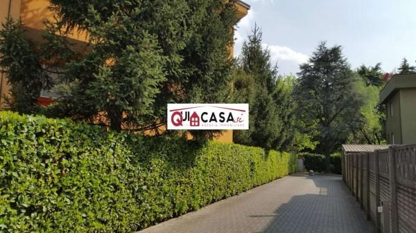 Appartamento in vendita a Seregno, San Carlo, Con giardino, 98 mq - Foto 5