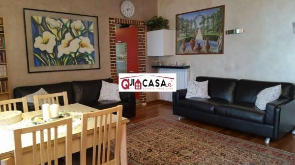 Appartamento in vendita a Seregno, San Carlo, Con giardino, 98 mq - Foto 17