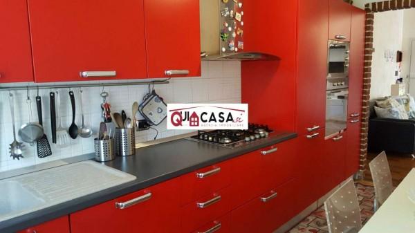 Appartamento in vendita a Seregno, San Carlo, Con giardino, 98 mq - Foto 15