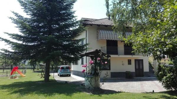 Villa in vendita a Asti, Trincere, Con giardino, 250 mq - Foto 1
