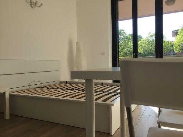 Monolocale in vendita a Agrate Brianza, Via Vismara, Con giardino, 32 mq - Foto 11