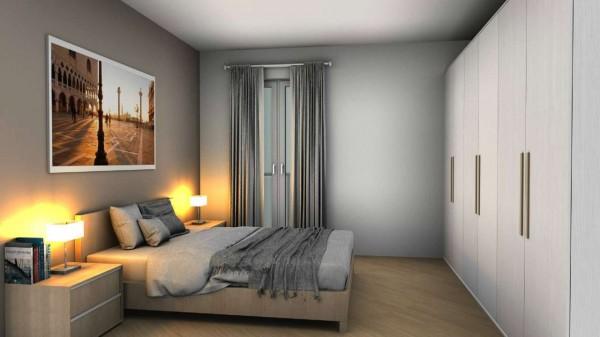 Appartamento in vendita a Venaria Reale, Centrale, 45 mq - Foto 4