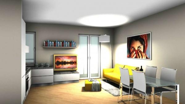 Appartamento in vendita a Venaria Reale, Centrale, 45 mq - Foto 5