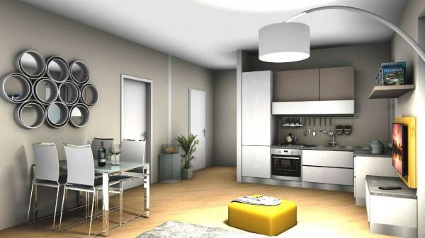 Appartamento in vendita a Venaria Reale, Centrale, 45 mq - Foto 6