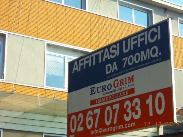 Ufficio in affitto a Milano, 1010 mq - Foto 5
