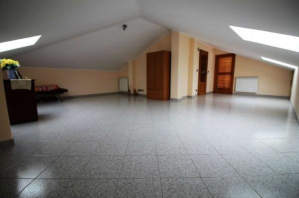 Villa in vendita a Caselette, Centro, Con giardino, 300 mq - Foto 16