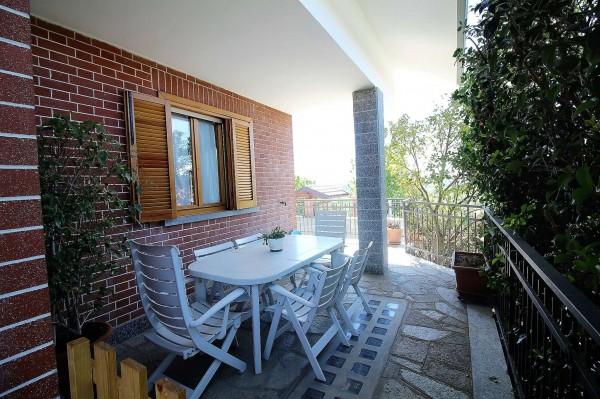 Villa in vendita a Caselette, Centro, Con giardino, 300 mq - Foto 23