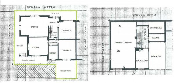 Villa in vendita a Caselette, Centro, Con giardino, 300 mq - Foto 3