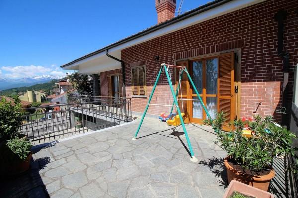 Villa in vendita a Caselette, Centro, Con giardino, 300 mq - Foto 27