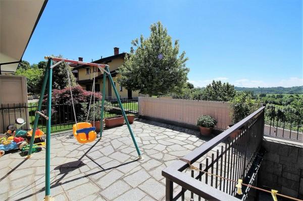 Villa in vendita a Caselette, Centro, Con giardino, 300 mq - Foto 26