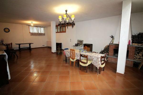 Villa in vendita a Caselette, Centro, Con giardino, 300 mq - Foto 15