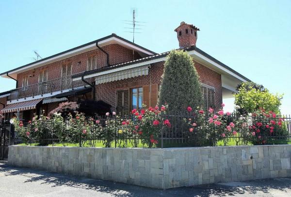 Villa in vendita a Caselette, Centro, Con giardino, 300 mq - Foto 1