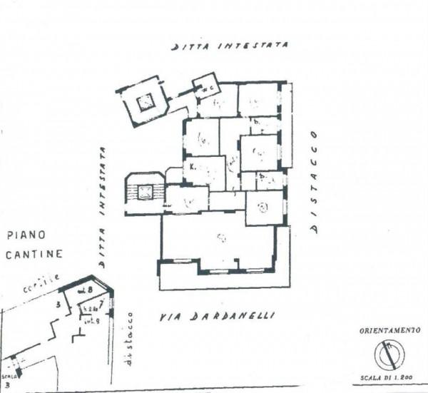 Appartamento in vendita a Roma, 240 mq - Foto 2