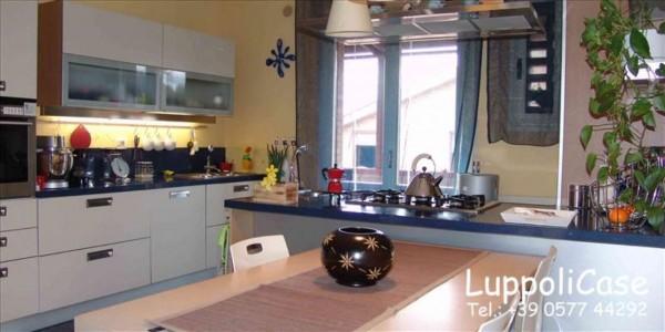 Appartamento in vendita a Castelnuovo Berardenga, 130 mq - Foto 4
