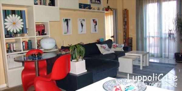 Appartamento in vendita a Castelnuovo Berardenga, 130 mq - Foto 1