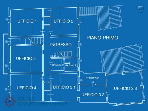 Ufficio in vendita a Bagno a Ripoli, 330 mq - Foto 30