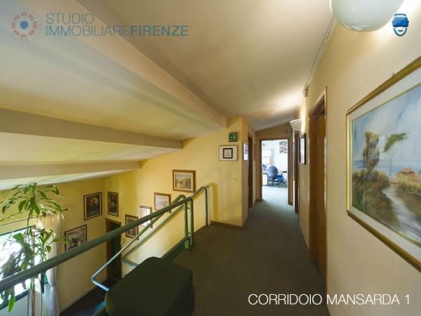 Ufficio in vendita a Bagno a Ripoli, 330 mq - Foto 16