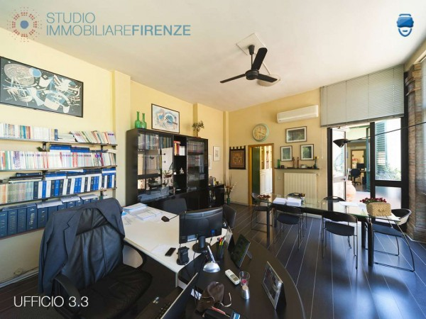 Ufficio in vendita a Bagno a Ripoli, 330 mq - Foto 4