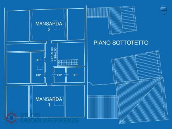 Ufficio in vendita a Bagno a Ripoli, 330 mq - Foto 19