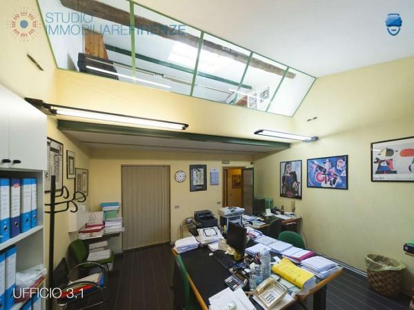 Ufficio in vendita a Bagno a Ripoli, 330 mq - Foto 5