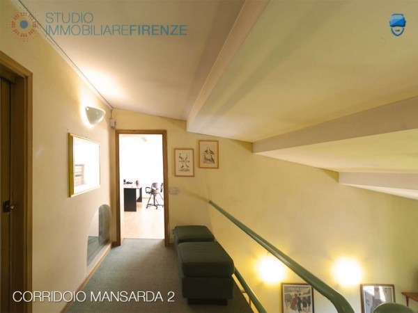 Ufficio in vendita a Bagno a Ripoli, 330 mq - Foto 14