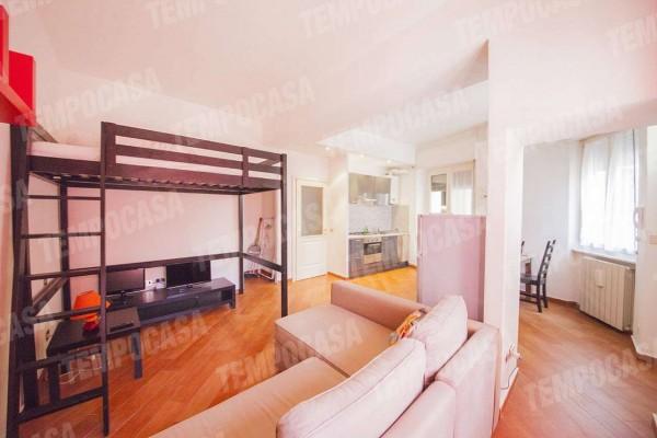Appartamento in vendita a Milano, Affori Centro, Con giardino, 45 mq - Foto 6