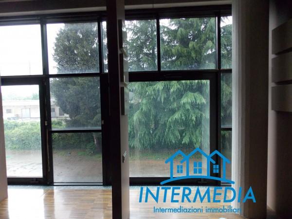 Ufficio in vendita a Rozzano, Con giardino, 2400 mq - Foto 5