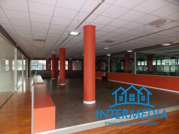 Ufficio in vendita a Rozzano, Con giardino, 2400 mq - Foto 8