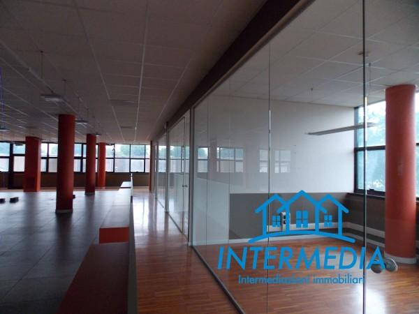 Ufficio in vendita a Rozzano, Con giardino, 2400 mq - Foto 11
